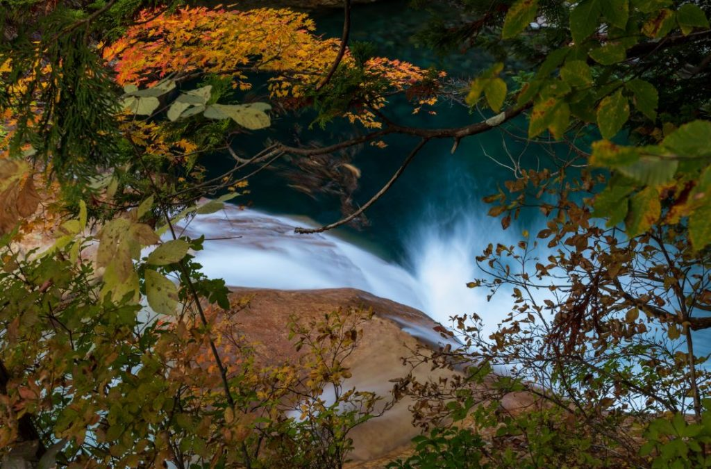 the-basin-of-water-fall
