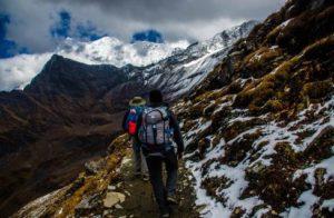 two-man-walks-on-the-mountain-path