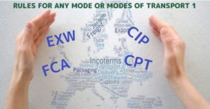 hands-enclose-europe-shaped-word-cloud-incoterms-and-trade-words-exw-cip-cpt-fca