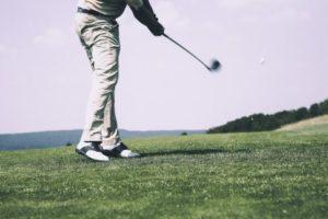 golfer-shot-the-ball