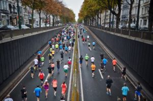 marathon-runners-on-the-road